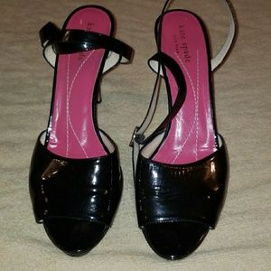 AUTHENTIC.  KATE SPADE HEELS